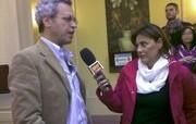 Un atrio molto affollato: tre grandi italiani al Brufani